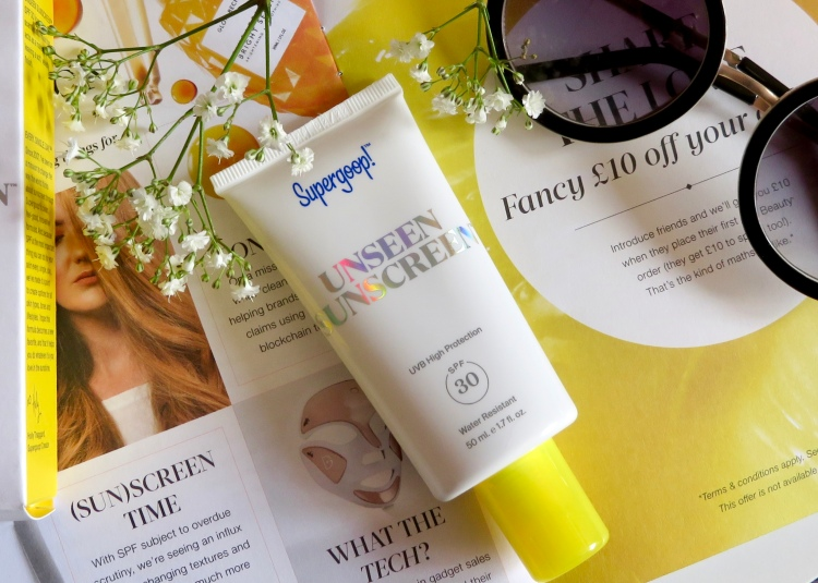 Supergoop! Unseen Sunscreen SPF 30